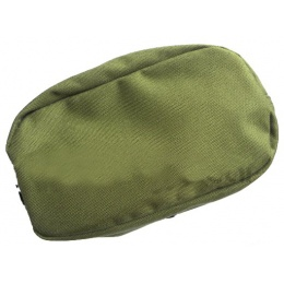 AMA Tactical 1000D Large Utility MOLLE Pouch - OD GREEN