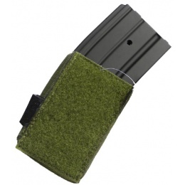 AMA Tactical Hook and Loop 5.56 Mag Pouch - OD GREEN