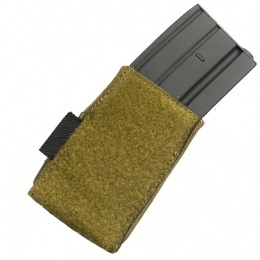 AMA Tactical Hook and Loop 5.56 Mag Pouch - KHAKI