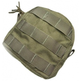 AMA Airsoft Tactical MOLLE Small Utility Pouch - RANGER GREEN