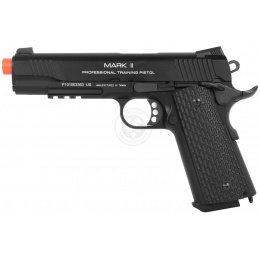 KWA Airsoft Full Metal M1911 MKII PTP Gas Blowback Pistol