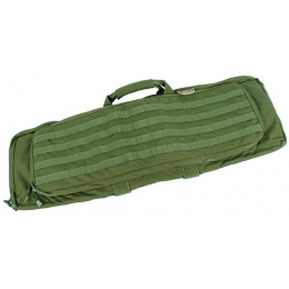 AMA Airsoft Tactical Double 38-Inch Rifle Case - OD GREEN