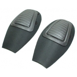 AMA Airsoft Knee Pads Set For CP Pants - BLACK
