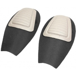 AMA Airsoft Knee Pads Set For CP Pants - TAN