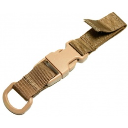 AMA Airsoft MOLLE Shackle Long - KHAKI