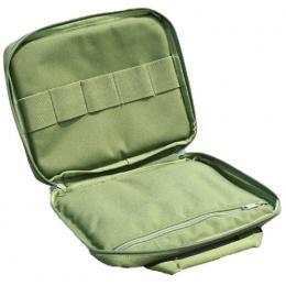 AMA Single Airsoft Pistol Case - OLIVE DRAB