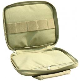 AMA Airsoft Single Pistol Case - KHAKI