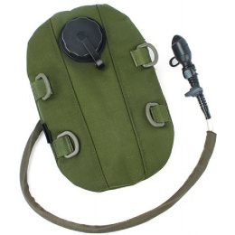 AMA Airsoft EG Style 1.75L Hydration Pouch - OLIVE DRAB