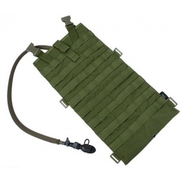 AMA 1000D EG Style 2-Liter Hydration Pouch - OD GREEN