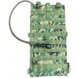 AMA 1000D EG Style 2-Liter Hydration Pouch - WOODLAND DIGITAL