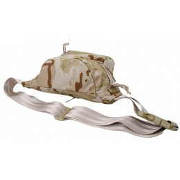 AMA Airsoft Cordura Low Pitched Tactical Fanny Pack - CAMO ARID
