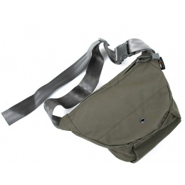AMA Airsoft Cordura Low Pitched Tactical Fanny Pack - RG