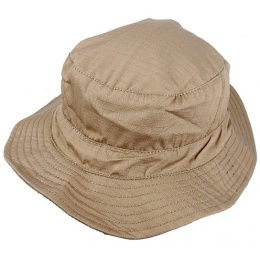 AMA Airsoft Lightweight Boonie Hat - COYOTE BROWN