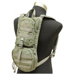 AMA Airsoft Abush QD Hydration Backpack - FOLIAGE GREEN
