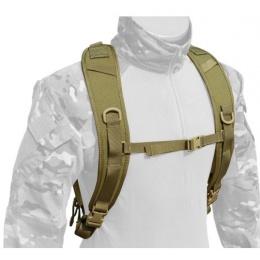 AMA Airsoft Abush QD Hydration Backpack - KHAKI