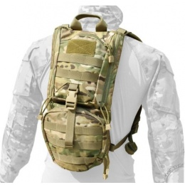 AMA Airsoft Abush QD Hydration Backpack - CAMO