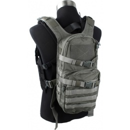 AMA Airsoft MOLLE RRV Backpack - FOLIAGE GREEN
