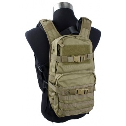 AMA Airsoft MOLLE RRV Backpack - KHAKI