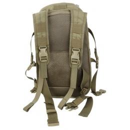 AMA Airsoft MOLLE RRV Backpack - KHAKI