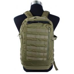 AMA Airsoft MOLLE Marine Style Med Backpack - KHAKI