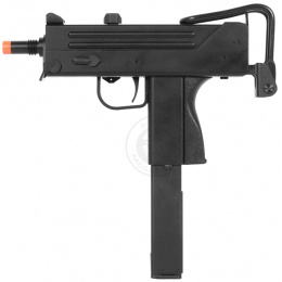 KWA M11A1 Airsoft Gas Blowback SMG Submachine Gun - BLACK