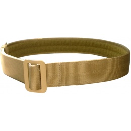 AMA Airsoft Tactical Enhanced Operator Gun Belt - LARGE - KHAKI