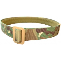 AMA Airsoft Tactical Enhanced Operator Gun Belt - LARGE - CAMO