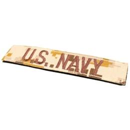 AMA Tactical US Navy Hook and Loop Patch - DESERT DIGITAL