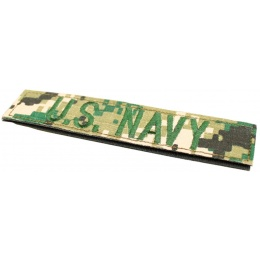 AMA Tactical US Navy Hook and Loop Patch - WOODLAND DIGITAL