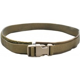 AMA UTX Nylon Adjustable Tactical Buckle Belt - KHAKI