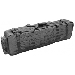 AMA Tactical Airsoft M60 M249 500D Gun Case - BLACK