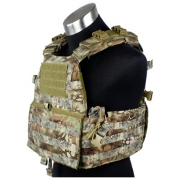 AMA EG Cordura Tactical Assault Vest - MAD