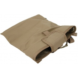 AMA Airsoft Tactical Magazine Drop Pouch - COYOTE BROWN