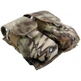 AMA Airsoft M4/M16 Double Mag Pouch - MAD