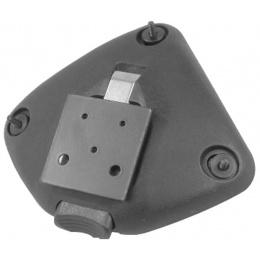 Airsoft Megastore Armory NVG Mount Base w/ Detachable Mount  - BLACK