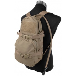AMA 1000D Cordura Modular Assault Pack w/ 3L Bladder - COYOTE BROWN