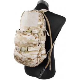 AMA 1000D Cordura Modular Assault Pack w/ 3L  Bladder - CAMO DESERT