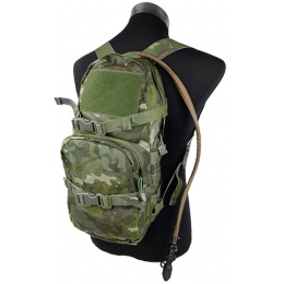 AMA 1000D Cordura Modular Assault Pack w/ 3L  Bladder - CAMO TROPIC