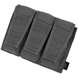 AMA Adaptive Vest System M4/M16 Triple Mag Pouch - FOLIAGE GREEN