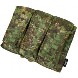AMA Adaptive Vest System M4/M16 Triple Mag Pouch - DIGITAL FOLIAGE