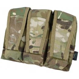 AMA 500D Adaptive Vest System M4/M16 Triple Mag Pouch - CAMO
