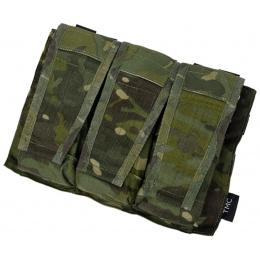AMA Adaptive Vest System M4/M16 Triple Mag Pouch - CAMO TROPIC