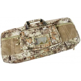 AMA Covert 36-inch Double Rifle Carrying Case Zippered Pouch - MAD