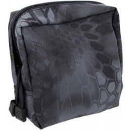 AMA 500 Denier Airsoft Zippered Nylon Tactical MOLLE Pouch - TYPHOON
