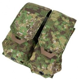 AMA Tactical QUOP Double Magazine Pouch - PC GREENZONE