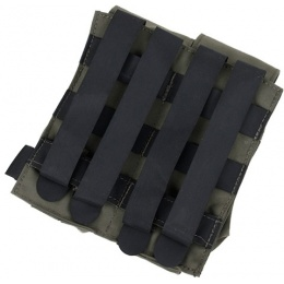 AMA Tactical QUOP Double Magazine Pouch - RANGER GREEN