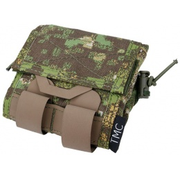 AMA QUOP 500D Tactical MOLLE Dump Pouch - PC GREENZONE
