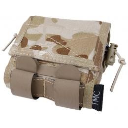 AMA QUOP 500D Tactical MOLLE Dump Pouch - CAMO ARID
