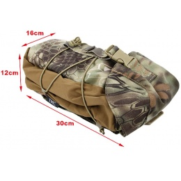 AMA Tactical GP Pouch 500D Nylon MOLLE Pouch - MAD