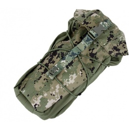 AMA Tactical GP Pouch 500D Nylon MOLLE Pouch - WOODLAND DIGITAL